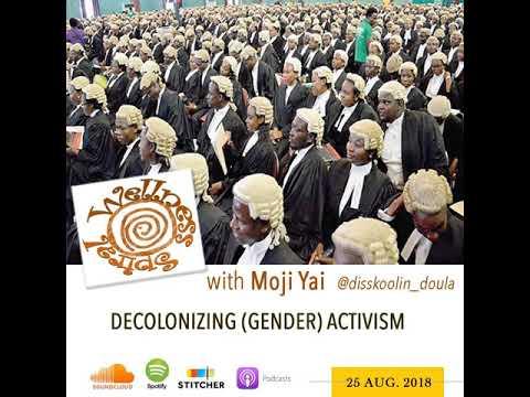 decolonizing (gender) activism